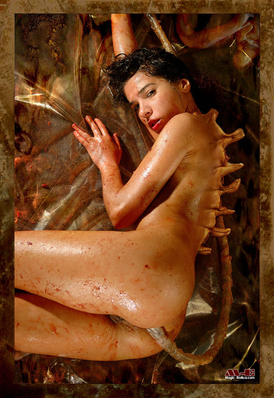 Секс с инопланетянами бесплатно 4 фотография